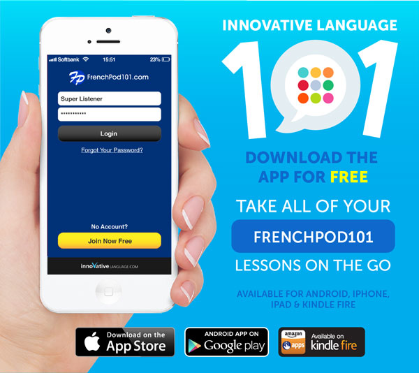 Learn Sign Language Quickly Easily With These Android Apps: Learn French Anywhere With FrenchPod101 On Your Mobile Device